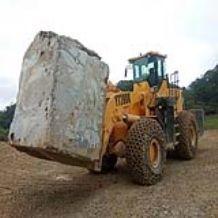 Forklift Wheel Loader 28 Tons / Block Handler 28 Tons