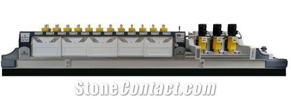 KGP- 650 LX Tile/Strip Calibrating and polishing machine