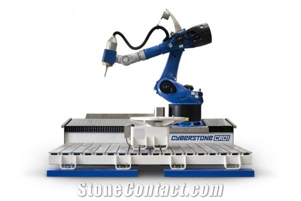 Cyberstone CR01/CR02 Stone Carving Robot
