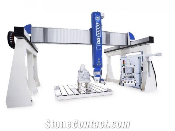 QUADRIX DG 1000-1300–1600-2000 CNC work center
