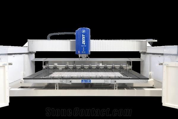 Zenit CNC Single Head Polisher, Calibrator