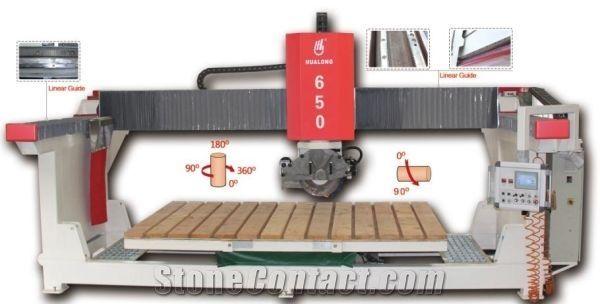 Full Automatic Bridge Stone Cutting Machine