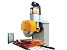Single Arm Block Cutting Machine