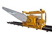HZK-800 Stone Quarry Blank Chain Saw Machine