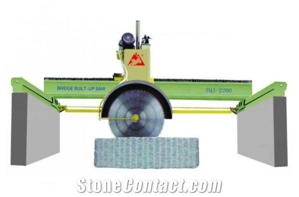 Bridge Cutting Machine For Big Stone Blocks
