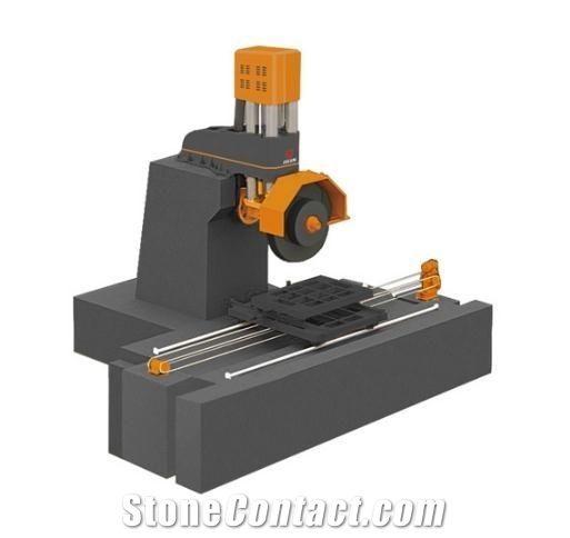 Single Arm Multi-blades Stone Cutting Machine