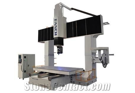 Five Axis CNC Machining Center