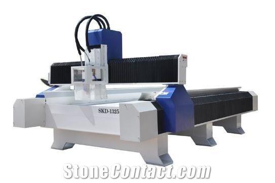 SKD-1325SAII heavy-structure stone engraving machine