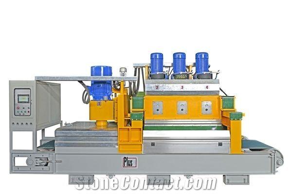 Automatic Marble Calibrating and Polishing Machine