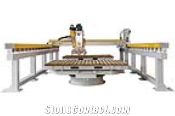 Bridge cutter-Double table
