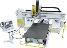 Northwood Single Table Moving Worktable CNC Routers