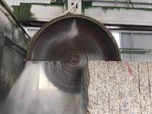 bridge multi blades block cutting machine