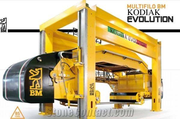 Kodiak 20 Evolution Multiwire for Marble,Granite Blocks