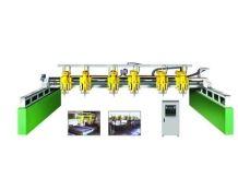 Bridge type autoamtic grinder