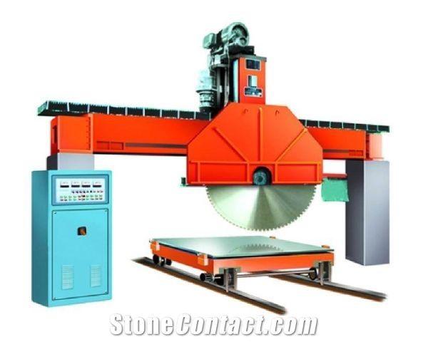 MODEL QJ-1800/2200/2500 BRIDGE DISC SAW
