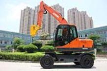 HNE80W Excavator