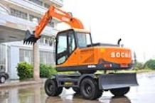 HNE889W Excavator