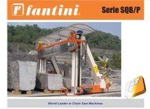 SQB/P Sectioning Sawing Machine, Beam Chain Saw Machine