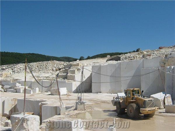 Vratza Limestone-Vratza Tiger Skin Limestone Quarry