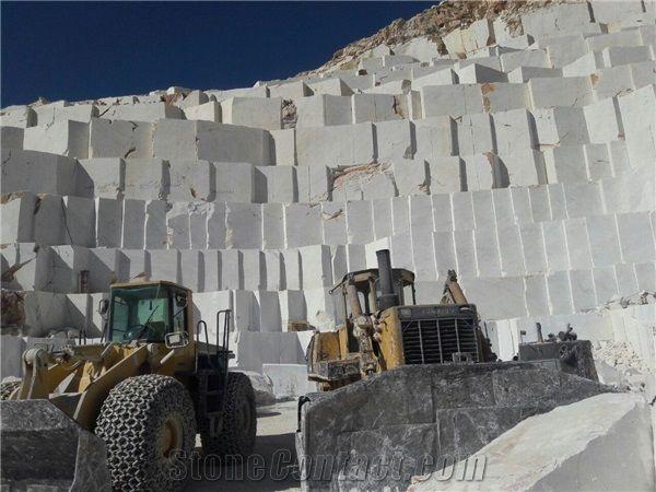 Persian Carrara Marble- Persian Ariston White Marble Quarry
