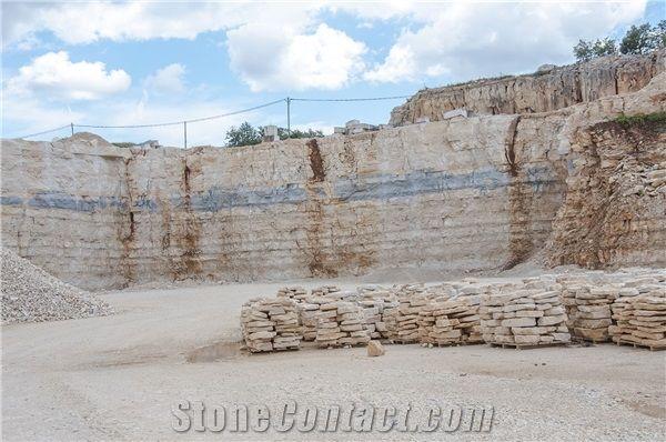 Kanfanar Blue Limestone Quarry - StoneContact com