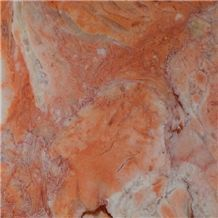 Athena Red Marble