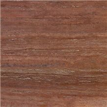 Azarshahr Red Travertine