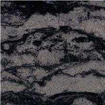 Black Illusion Marble