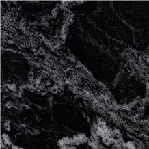 Black Marquinho Granite