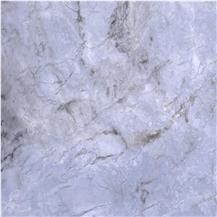 Blue Emperador Crystalline Marble