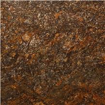 Bronze Falcon Granite