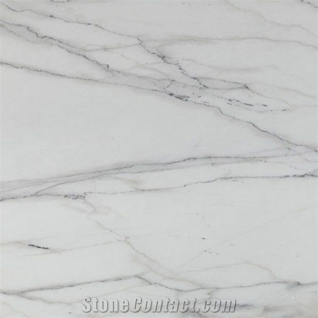 Calacatta Lincoln White Marble