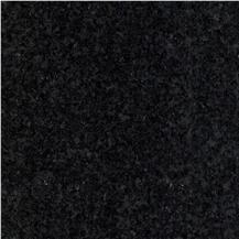 Charcoal Black Granite