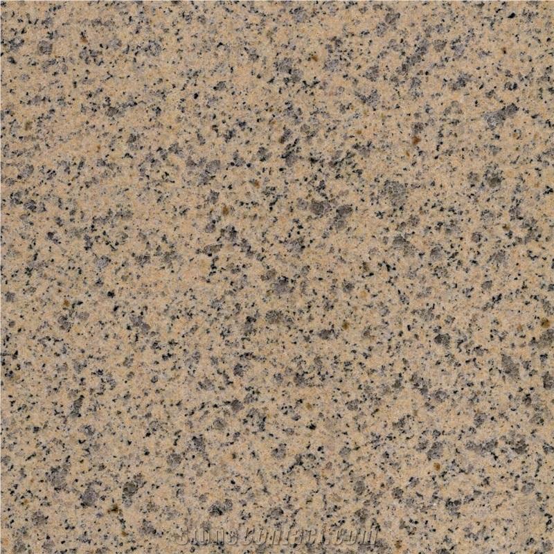 China Giallo Fantasia Granite