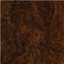 China Multicolor Red Granite