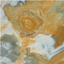Cielo del Sahara Giallo Onyx