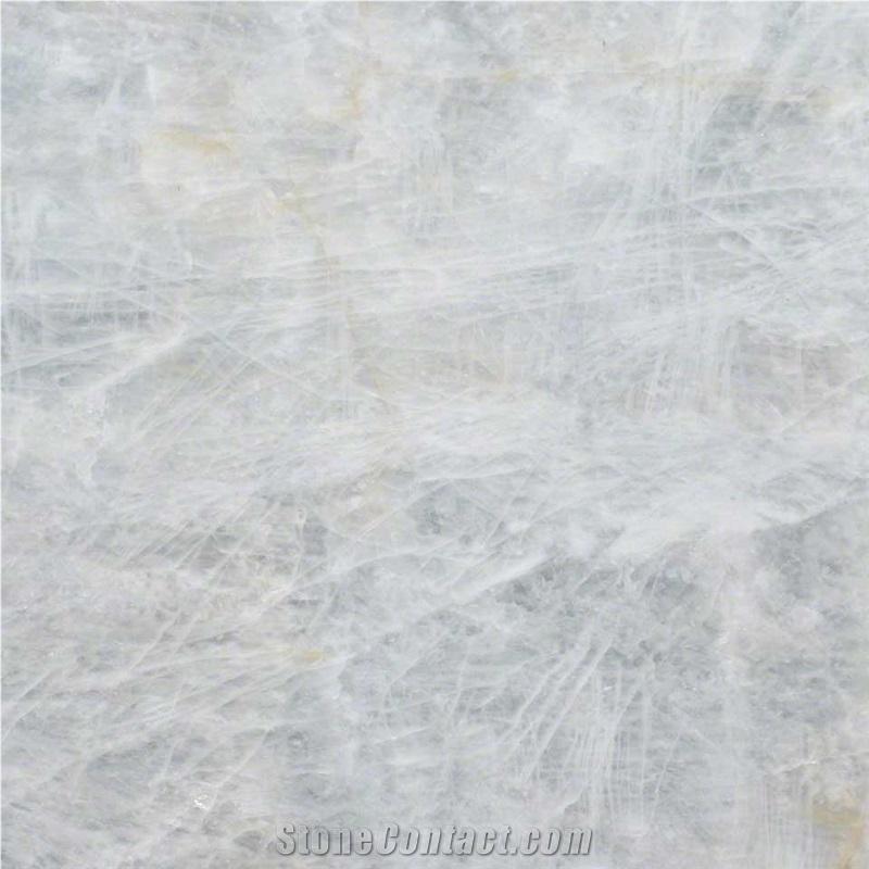 Crystal Ice Quartzite White Quartzite Stonecontact Com