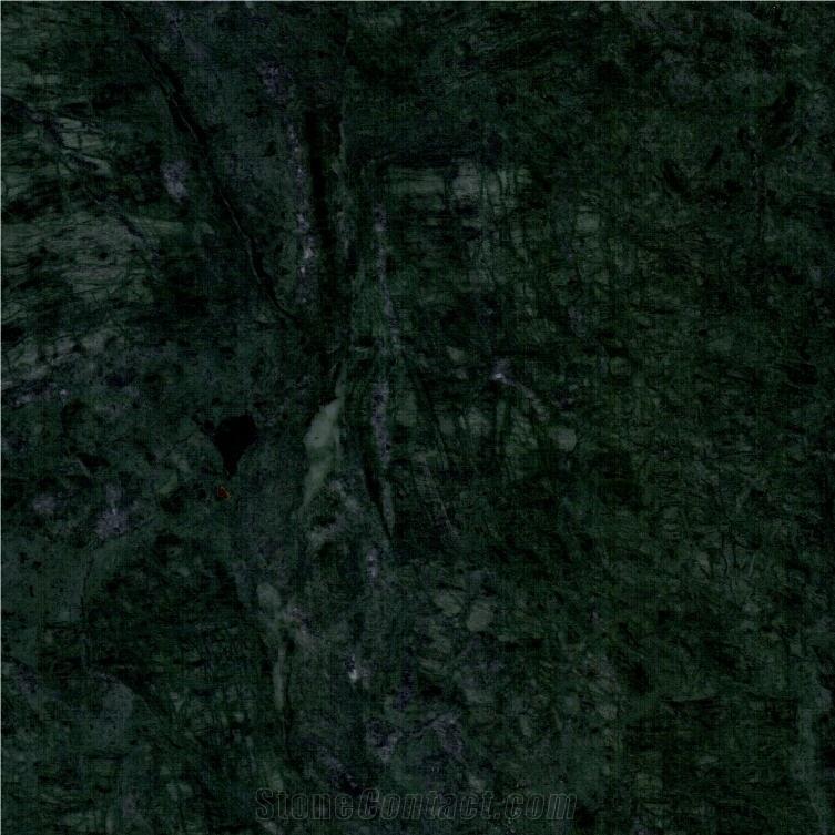 Dark Green Serpentine Marble
