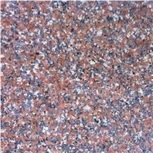 Dunhuang Red Granite