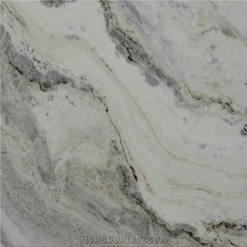 Everest Quartzite White Quartzite Stonecontact Com