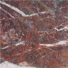 Exotic Red Marble