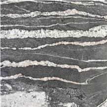 Fantastic Black Waves Granite