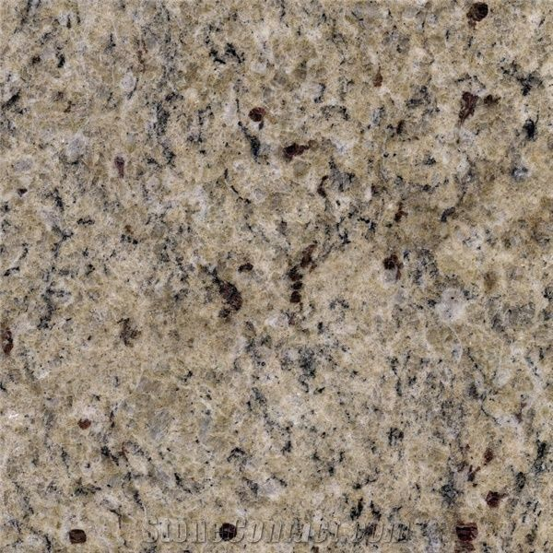 foto de Giallo Vitoria Granite Yellow Granite StoneContact com