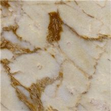 Golden Crystal Marble