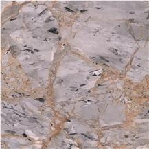 Golden Grey Marble