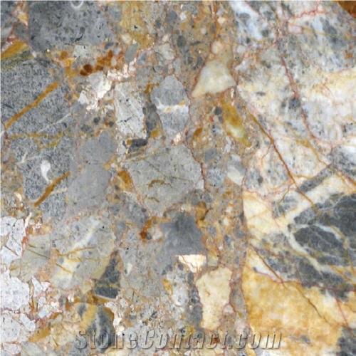 Gris Nebula Marble