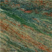Harlequin Green Granite