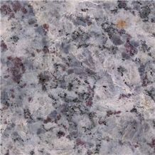Ice Blue Flower Granite