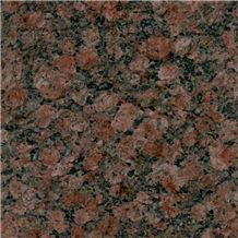 India Baltic Red Granite