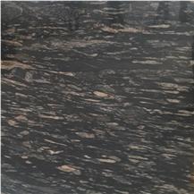 India Black Beauty Granite